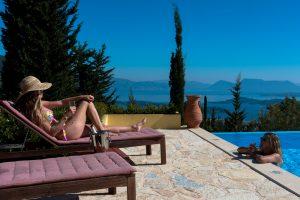 Luxury Villa Holiday Lefkada