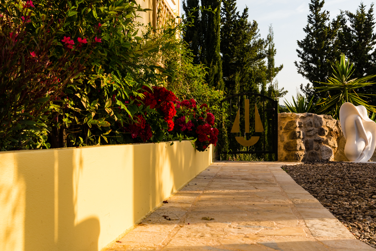 Private honeymoon villa on Lefkada