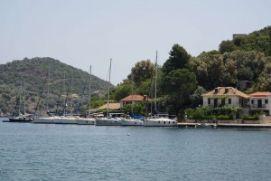 Lefkada villa holiday vacation