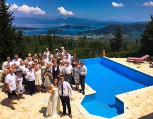 Lefkada Wedding