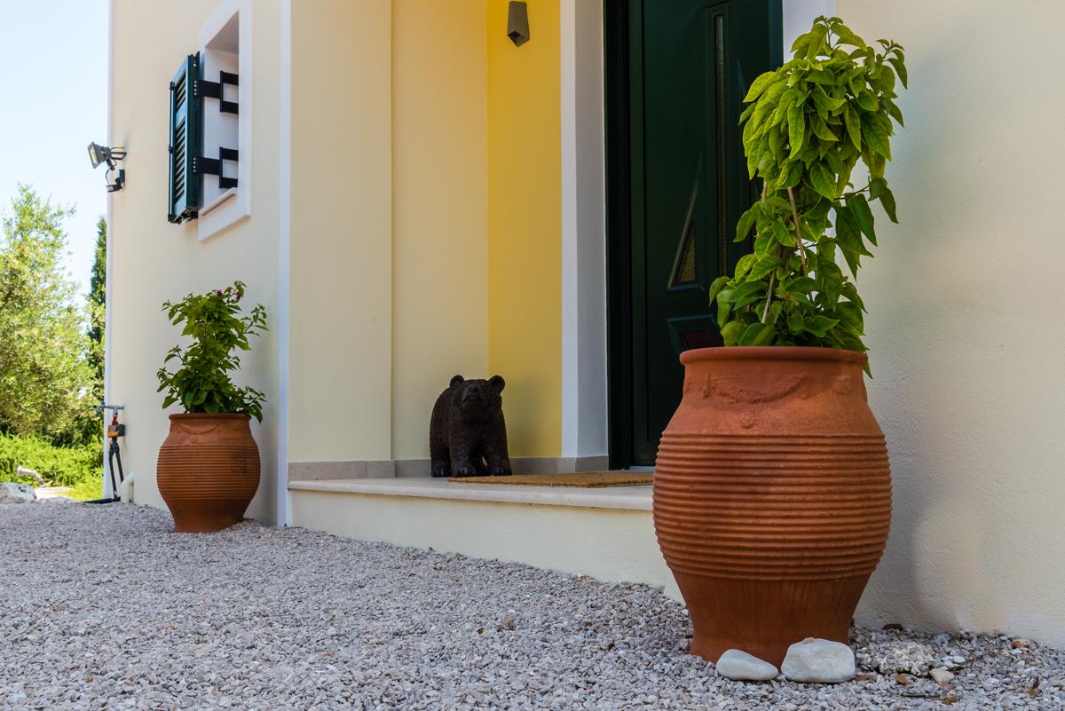 Exclusive family villa on Lefkada