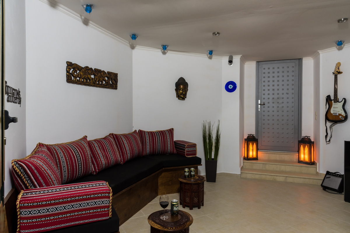 Large private villa on Lefkada